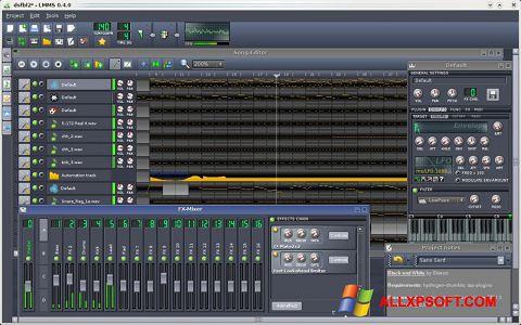 ภาพหน้าจอ Linux MultiMedia Studio สำหรับ Windows XP