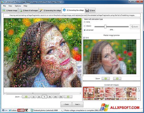 ภาพหน้าจอ Photo Collage สำหรับ Windows XP